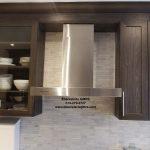 Armoire de cuisine en polyester