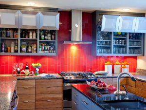 Section four dans la cuisine